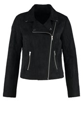 Ltb Pahila Faux Leather Jacket Black