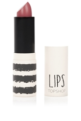 Topshop Lips In Devotion Dirty Pink