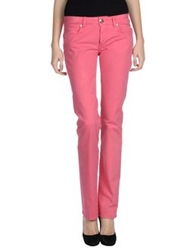 Blugirl Folies Denim Pants Coral