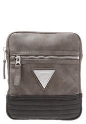 Guess Hm2281 Pol64 Across Body Bag Dark Grey
