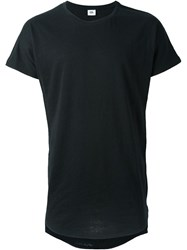 Chapter 'Yuri Knit' T Shirt Black