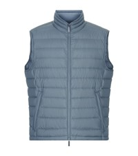 Boss Lightweight Down Gilet Male Light Grey
