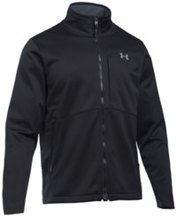 Under Armour Men's Coldgear Infrared Softshell Jacket Black