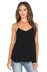 Pink Stitch Great Escape Cami Black