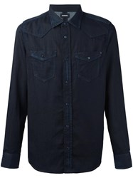 Diesel 'D Broome' Shirt Blue