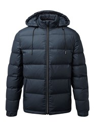 Henri Lloyd Men's Kennington Down Jacket Navy