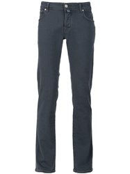 Jacob Cohen 'Comfort Fit' Jeans Grey