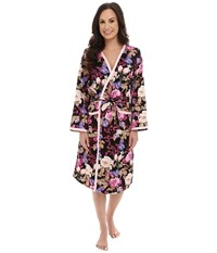 Bedhead Sateen Noir Closet Romantic Robe Noir Closet Romantic Women's Robe Multi