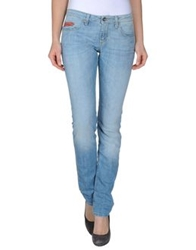 Unlimited Denim Pants Blue