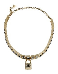 John Richmond Necklaces Gold