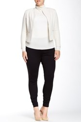 Kut From The Kloth Angie Skinny Ponte Knit Legging Plus Size Black