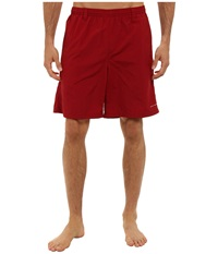 Columbia Backcast Iii Water Trunk Beet Men's Shorts Red