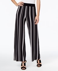 Inc International Concepts Petite Striped Wide Leg Pants Only At Macy's Urban Jungle