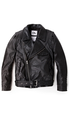 Chapter Vann Motorcycle Jacket Black