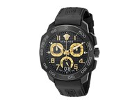 Versace Dylos Chrono Vqc02 0015 Black Watches