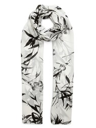 Jacques Vert Bamboo Print Scarf