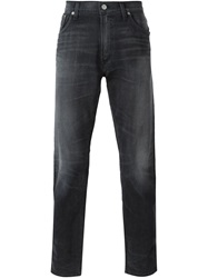 Citizens Of Humanity Straight Leg Jeans Grey
