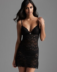 Blush Lingerie Blush Chemise Sweetest Sin Black Beauty
