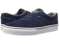 Circa Gravette Dress Blues White Men's Skate Shoes Navy