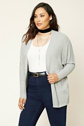 Forever 21 Plus Size Seed Knit Cardigan