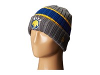 New Era Stripe Collar Golden State Warriors Hwc Medium Blue Baseball Caps