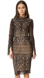 Ministry Of Style Mania Lace Dress Black