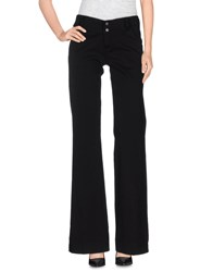 Souvenir Clubbing Trousers Casual Trousers Women Black