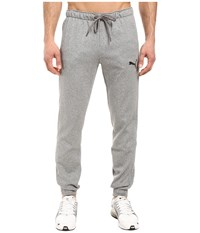 Puma P48 Core Fleece Pants Cl Dark Gray Heather Men's Casual Pants