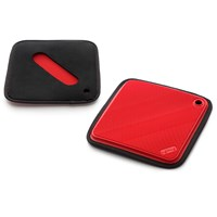 Lekue To Protect Neoprene Trivet And Pot Holder Red