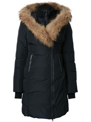 Mackage Hooded Padded Coat Black