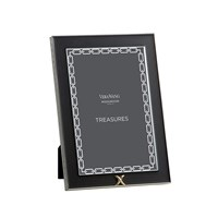 Vera Wang Wedgwood With Love Gift Frame 4'X6' Noir X