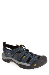 Men's Keen 'Newport H2' Sandal Navy Medium Grey