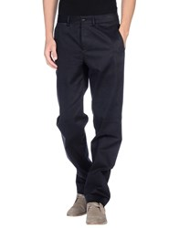 Caramelo Trousers Casual Trousers Men Dark Blue
