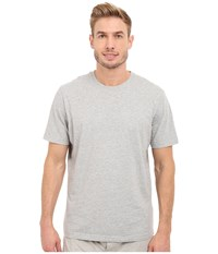 Mod O Doc Sunset Short Sleeve Crew Heather Grey Men's Short Sleeve Pullover Gray