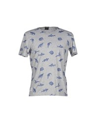Pepe Jeans Topwear T Shirts Men Grey