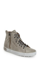 Women's Blackstone 'Jl' High Top Sneaker Grey Metallic