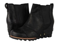 Sorel Lea Wedge Black Women's Waterproof Boots