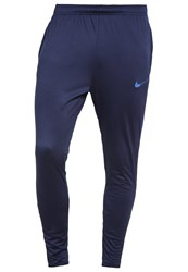 Nike Performance Tracksuit Bottoms Obsidian Game Royal Coastal Blue Dark Blue