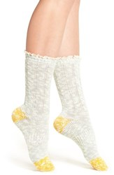 Urban Outfitters Women's Free People 'Melbourne' Boot Socks Blue Combo