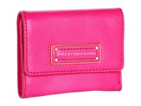 Marc By Marc Jacobs Too Hot To Handle New Billfold Fuchsia Wallet Handbags Pink