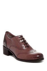 Alberto Fermani Rina Oxford Brown