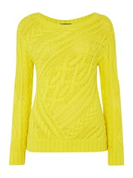 Polo Ralph Lauren Long Sleeve Crew Neck Jumper Yellow