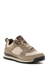 The North Face Back To Berkeley Redux Low Waterproof Sneaker Brindlbn Plztpe