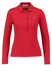 Lacoste Polo Shirt Berry