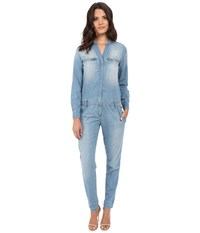 Etienne Marcel Em7286 Jumpsuit Stone Women's Jumpsuit And Rompers One Piece White