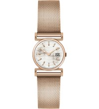 Orla Kiely Cecelia Stainless Steel Watch Silver