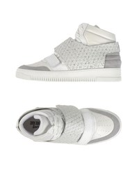 Dirk Bikkembergs Sport Couture Footwear High Tops And Trainers Men White