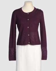Rachel Roy Cardigans Deep Purple