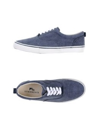 Lumberjack Low Tops And Trainers Light Grey
