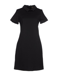 M.O.D. Mod Short Dresses Black